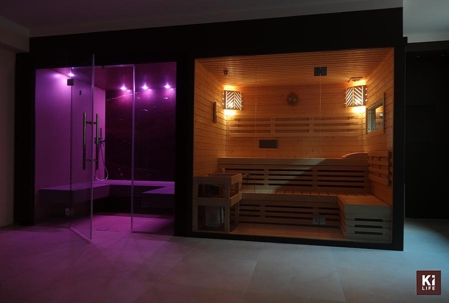 Foto bagno turco sauna finlandese di ki life s r l 249612 habitissimo - Bagno finlandese ...