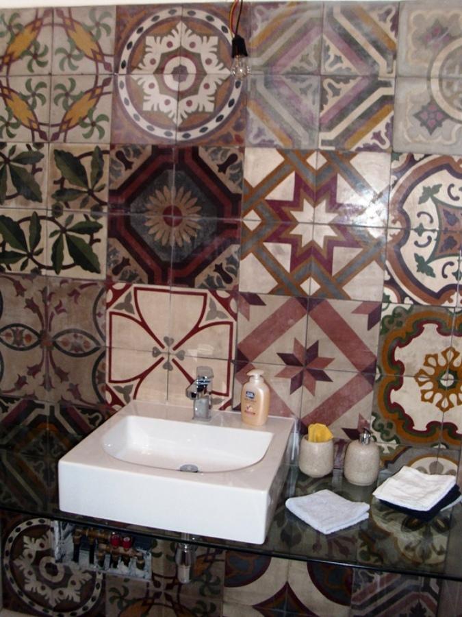 Foto bagno di bon ton srl 139099 habitissimo - Bagno con cementine ...