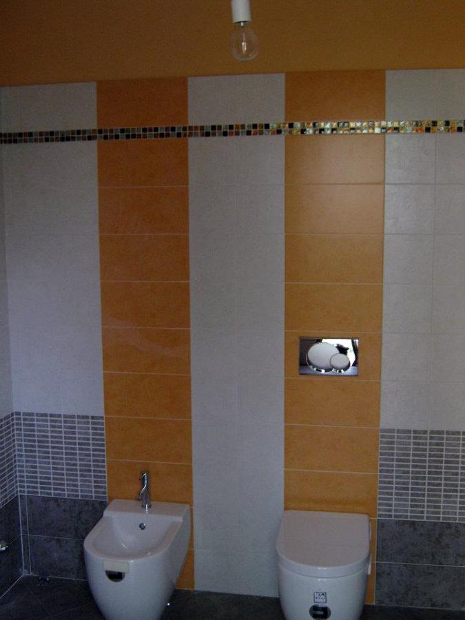 Foto bagno de edil lavori service 79729 habitissimo - Bagno con greca ...