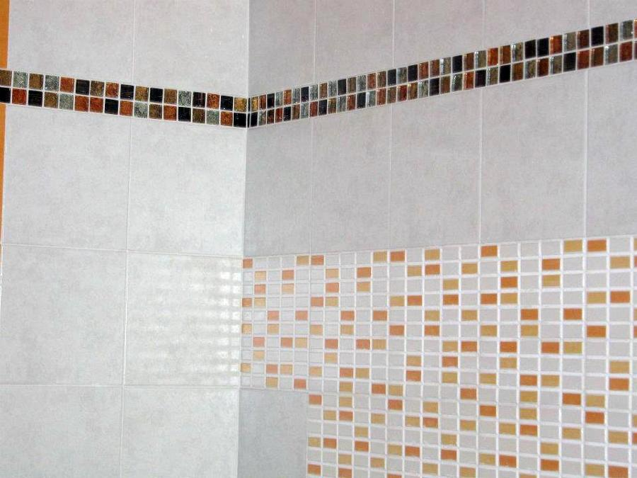 Foto bagno de edil lavori service 79731 habitissimo - Finto mosaico bagno ...
