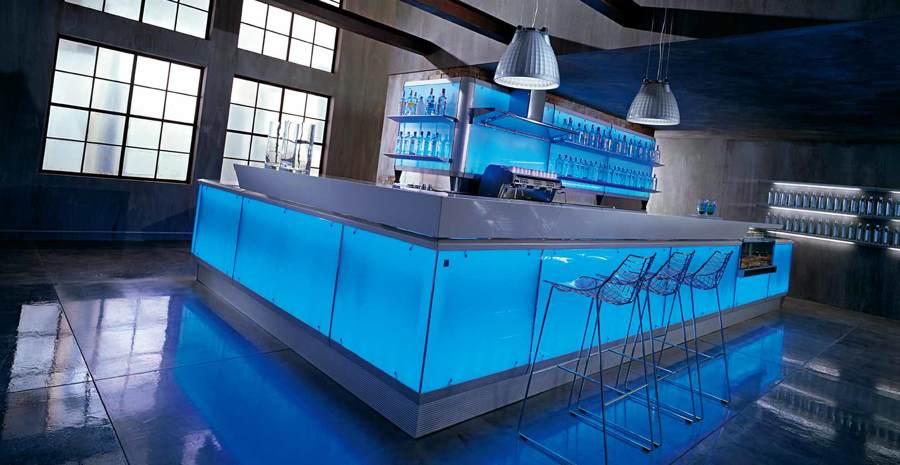 Foto banco bar di edil project contract s r l 93373 for Ifi arredamenti bar