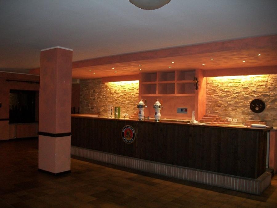 Foto: Bancone Bar De Mannino Ettore Vito(lavorazioni In Cartongesso) #133498 - Habitissimo