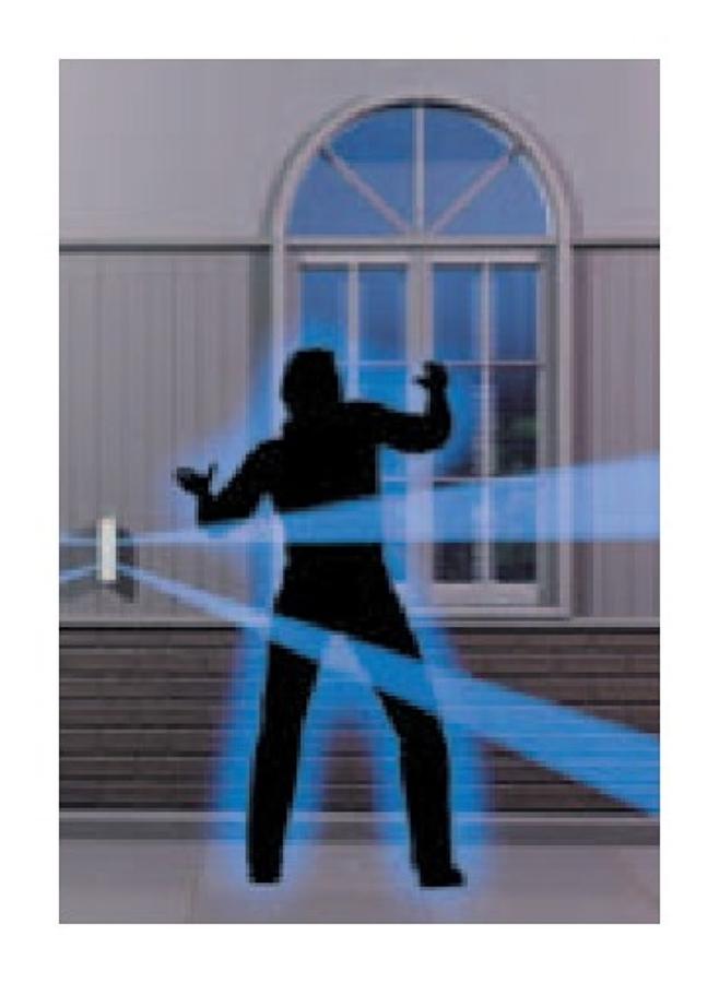 Foto barriera a raggi infrarosso per proteggere la tua - Proteggere casa ...