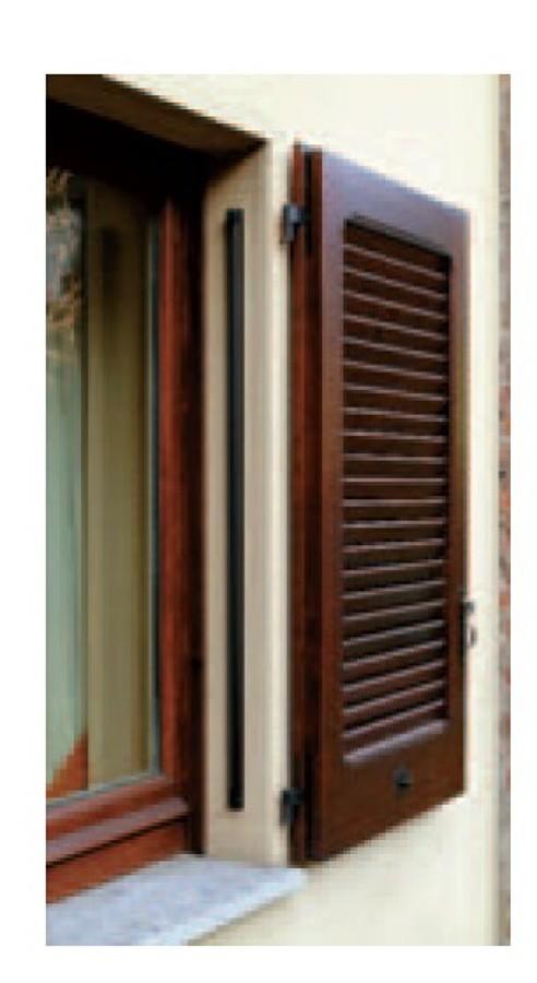 Foto barriere a raggi infrarosso per finestre di phenix andrea groppo sistemi di sicurezza - Barriere infrarossi per finestre ...