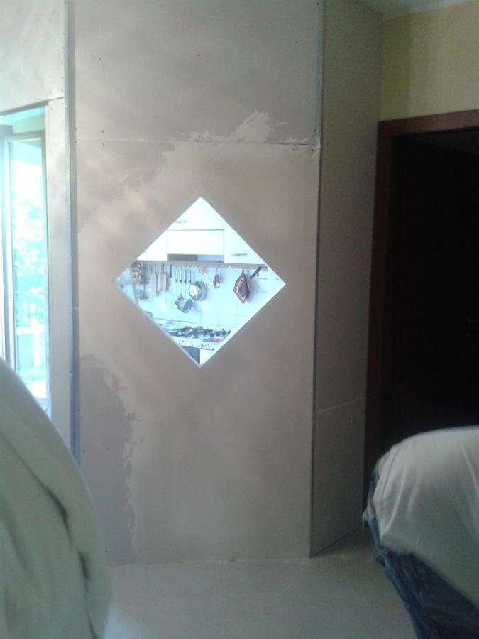 Baruccana parete in cartongesso