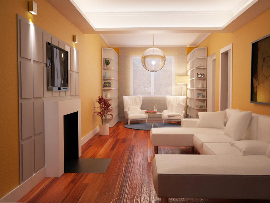 Foto soggiorno di charme di arch francesco antoniazza for Regalbox soggiorno di charme