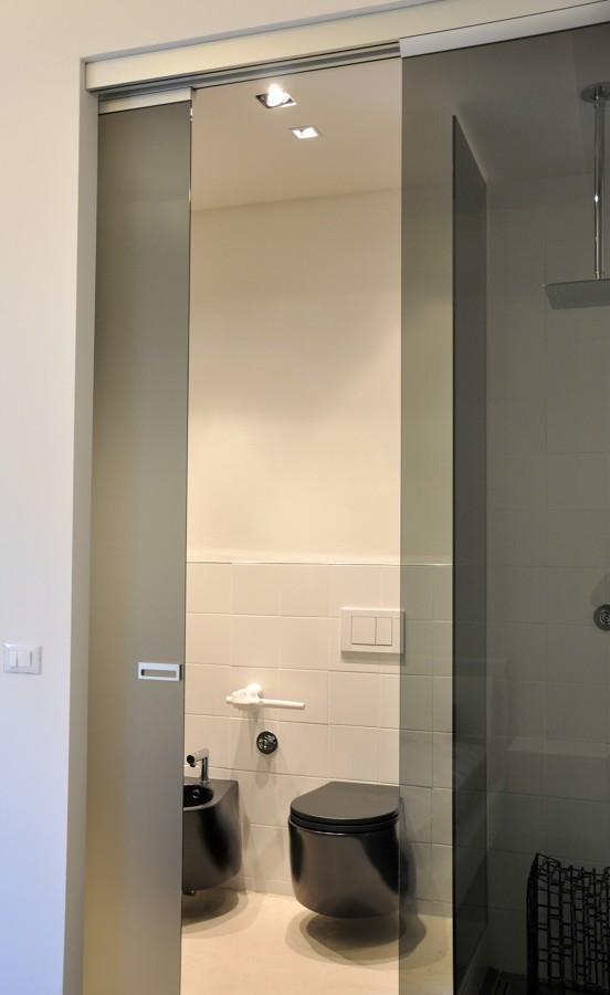 Foto box bagno doccia di mazzoli porte vetro 60949 - Porte in vetro per bagno ...