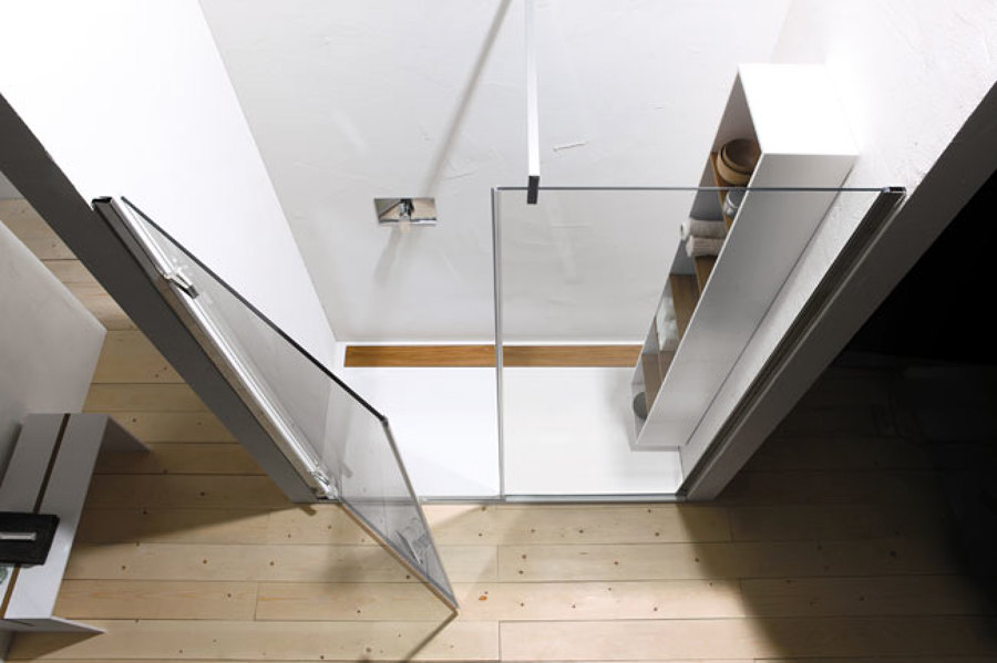 Foto box doccia in nicchia modello ac8 di gal 60706 - Doccia in nicchia ...