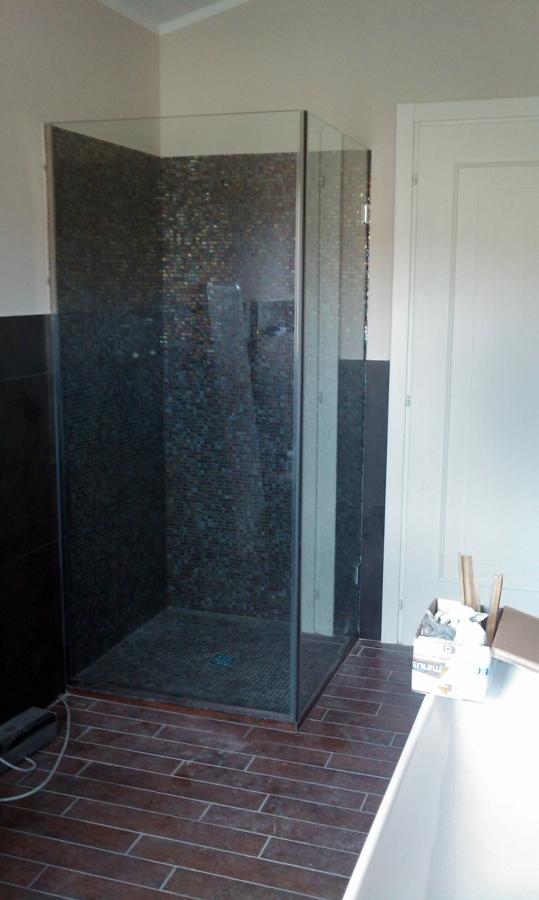 Foto box doccia tuttovetro de vetreria prisma 49954 - Foto box doccia ...