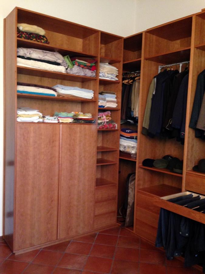Foto cabina armadio di panato bruno il falegname a for Cambio arredo piacenza