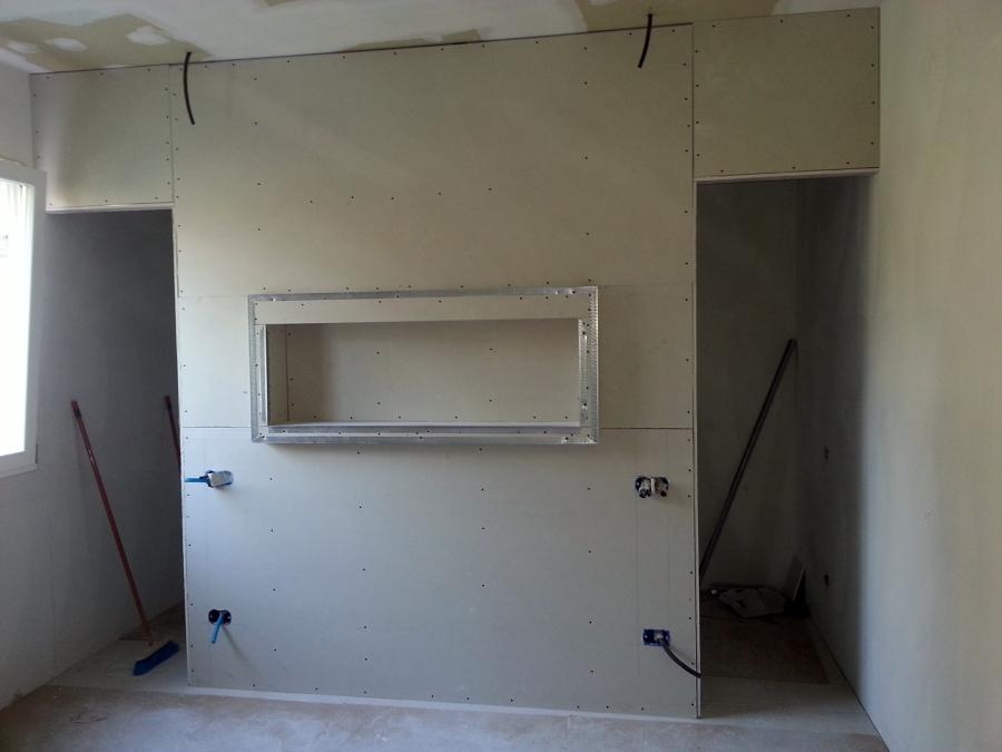 parete in cartongesso per cabina armadio ~ trova le migliori idee ... - Idee Di Cabine Armadio In Cartongesso