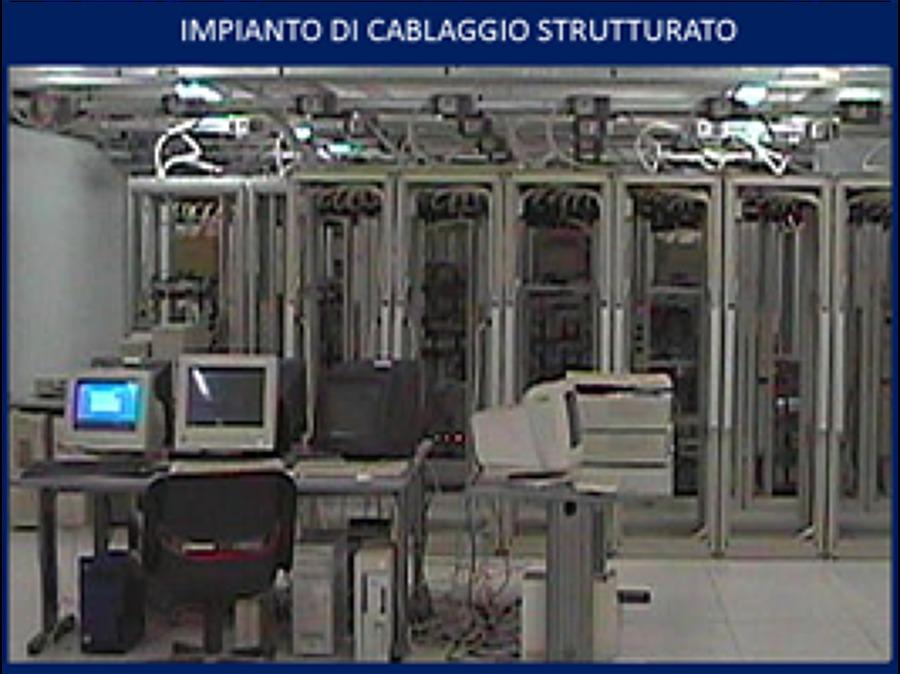 Schema Di Cablaggio Strutturato : Foto cablaggio strutturato ced di pm free g