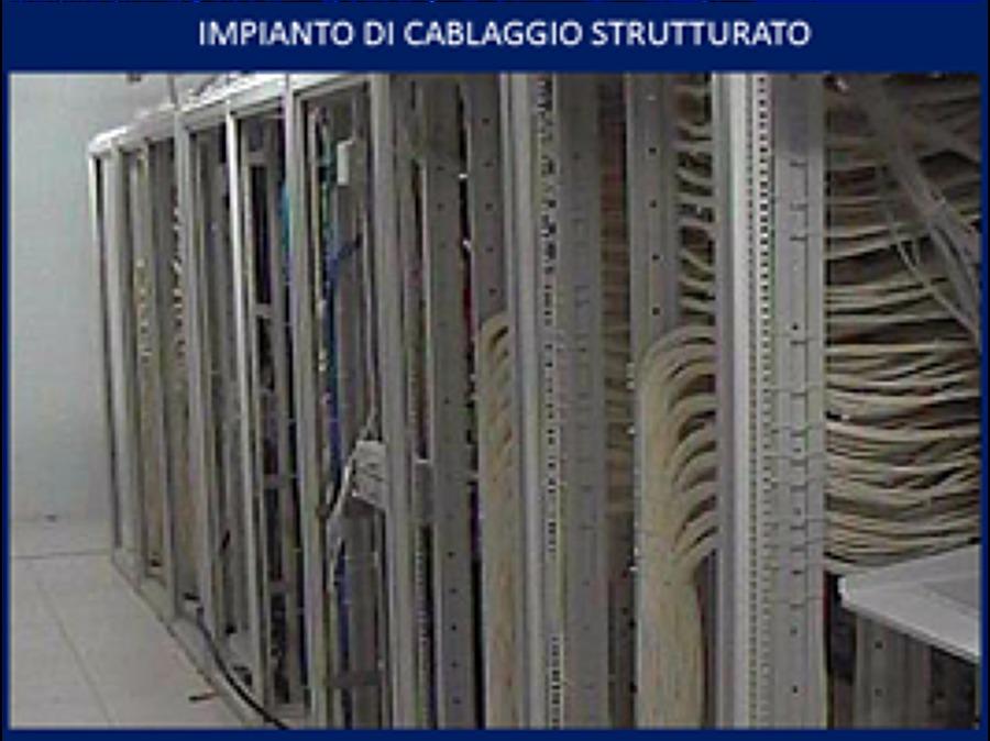 Schema Di Cablaggio Strutturato : Foto cablaggio strutturato rack de pm free di g