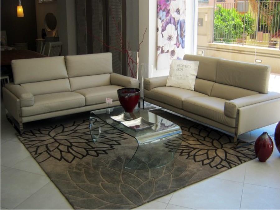Foto calia italia divani romeo di mastro arredamenti for Aloi arredamenti