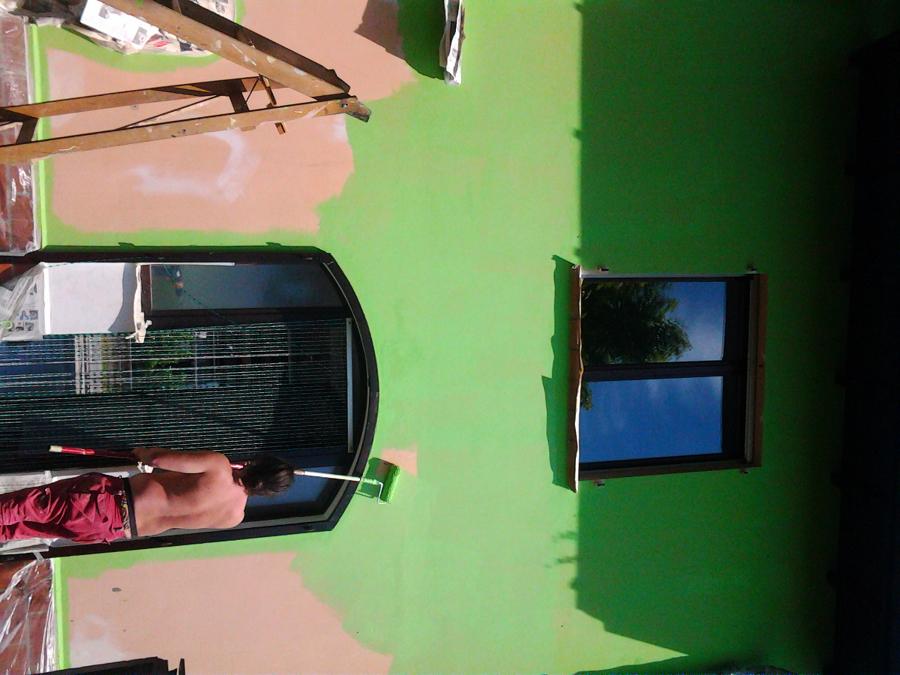 cambiare il colore della tua casa...