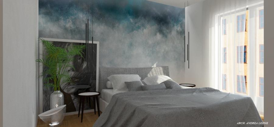 Camera da letto_Appartamento Bari