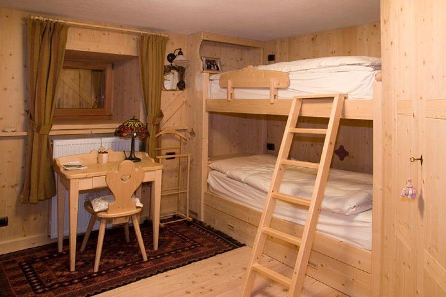 Foto camera con letto a castello di dgm falegnameria arredamenti 226265 habitissimo - Camere con letto a castello ...