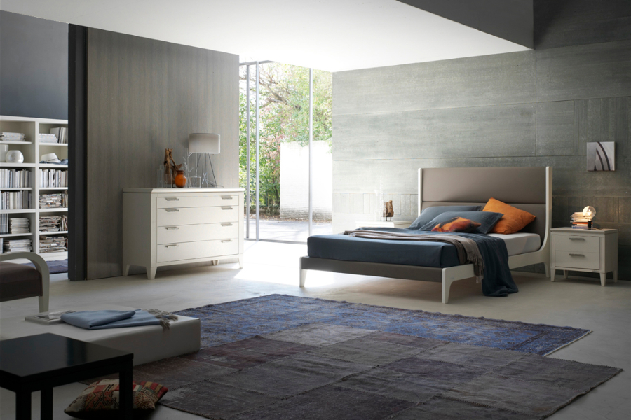 Camera da letto vitality armadio style vitality loreti for Vitality arredamenti