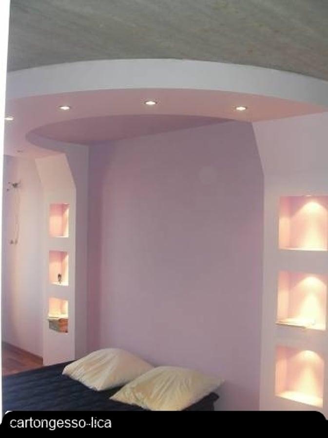 Foto camera da letto de vasile apetroaei 128600 habitissimo - Camera da letto cartongesso ...