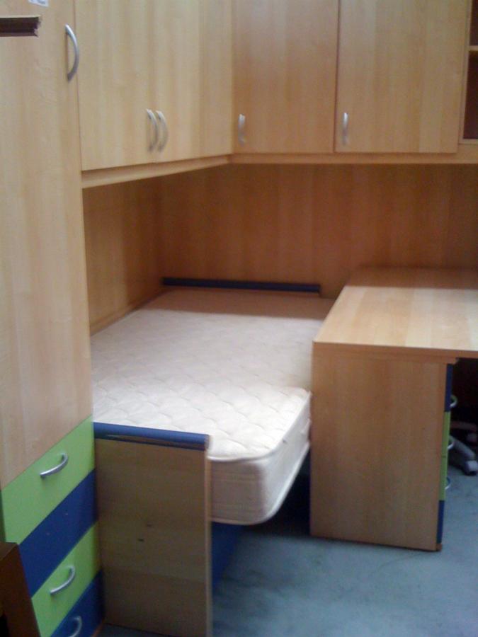 Foto: cameretta usata   montaggio mobili di massimo sculco #43302 ...