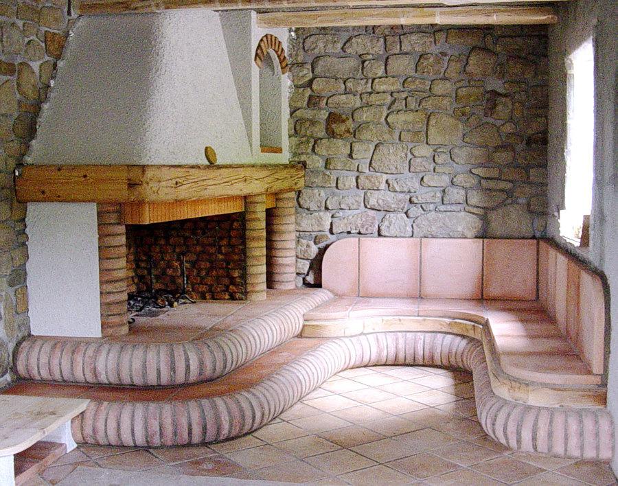 Foto: Caminetto su Misura Villa Bartoldi De Edil Expert #50129 ...