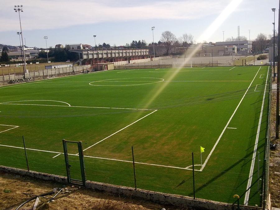 Campo a11 gavirate