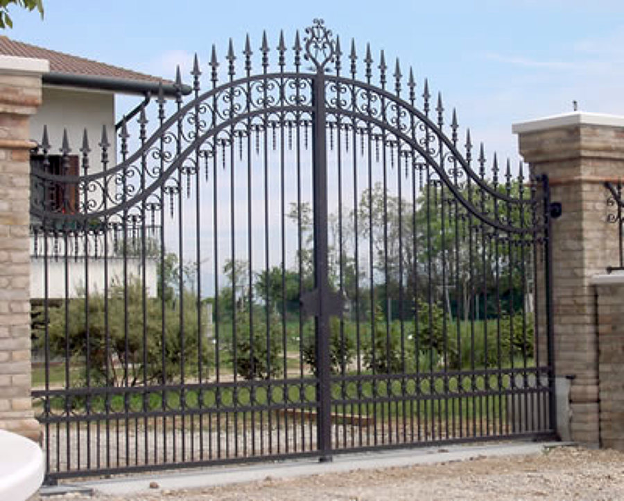 Foto: Cancello di Euromec Di Costo Isabella #154278 - Habitissimo