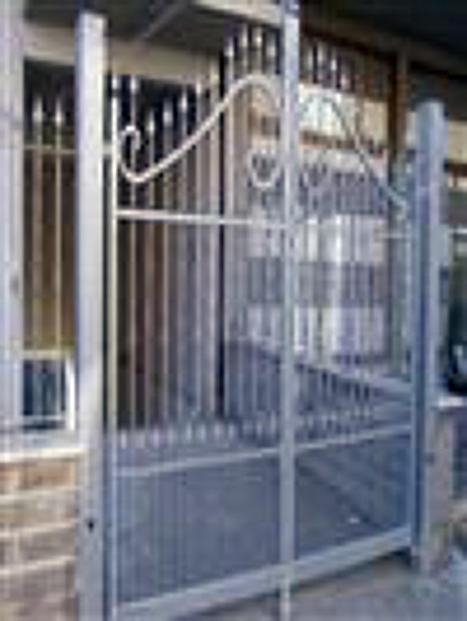 Foto: Cancello di Euromec Di Costo Isabella #154294 - Habitissimo
