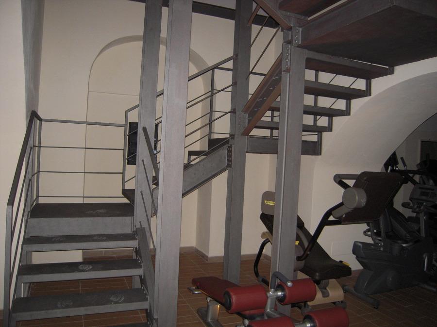 Foto cantiere palestra di impresa edile ac 167526 for Piano casa palestra