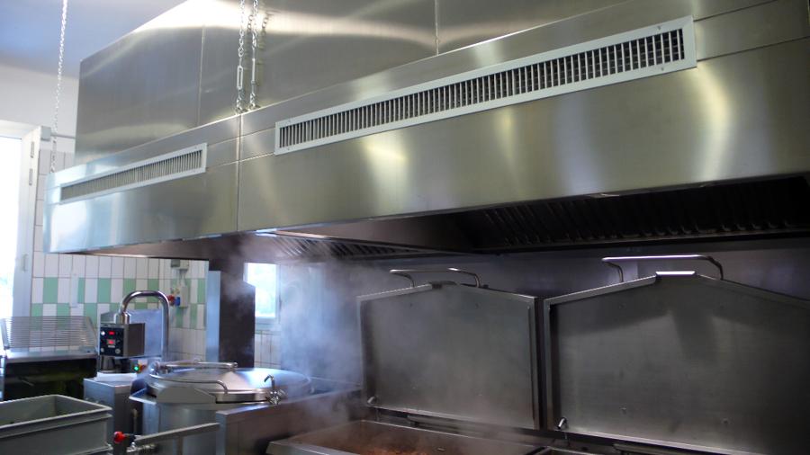 Foto cappa aspirazione de climatique srl 77258 habitissimo - Aspirazione cappa cucina ...