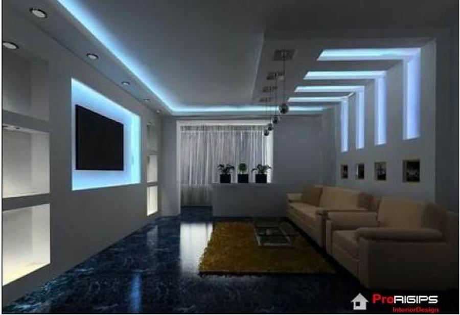 Cartongesso Interior Design Milano