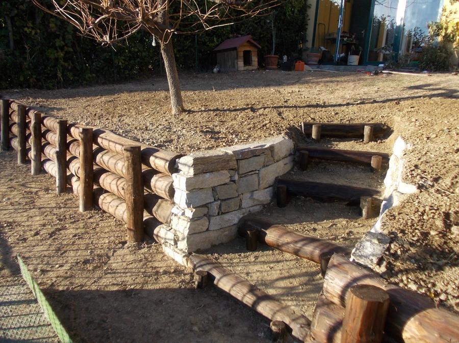 Foto casa in collina di giardinidea 178609 habitissimo for Piani di casa contemporanea in collina