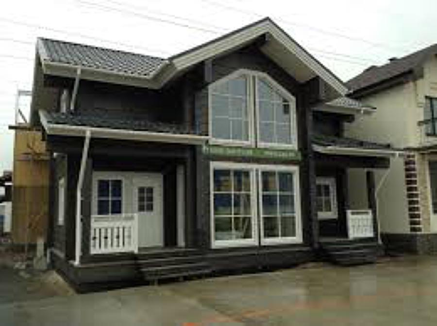 Foto: Casa In Legno De S.k.costruzione #151647 - Habitissimo
