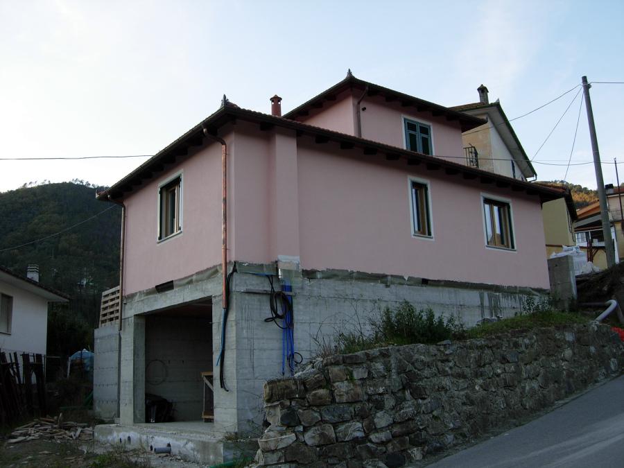 Casa unifamiliare in X Lam