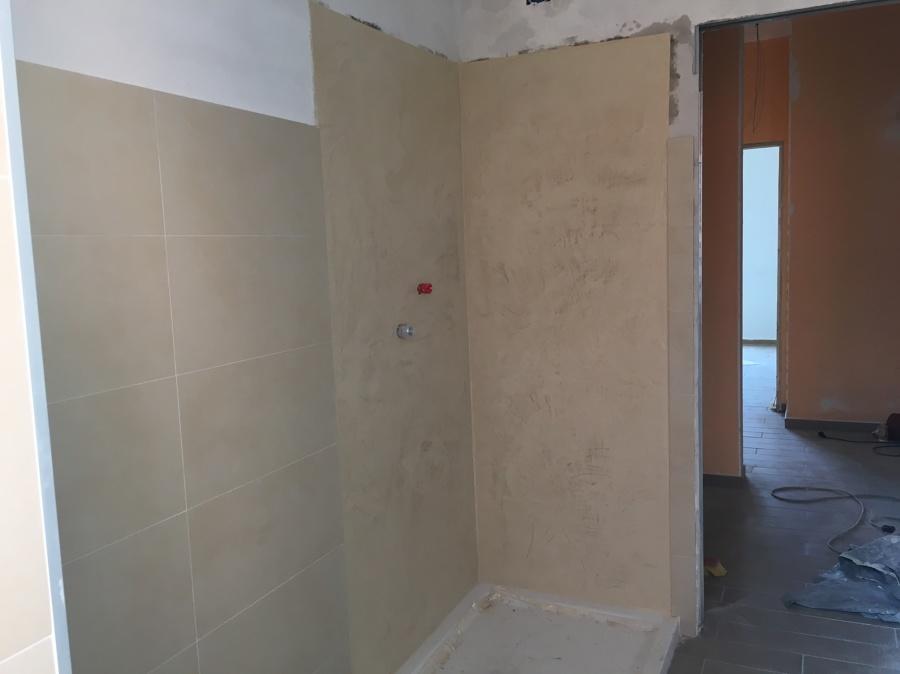 interno doccia in resina