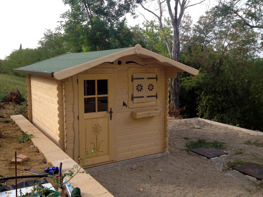 Legno costruire di mazzini giovanni forl for La pratolina casette