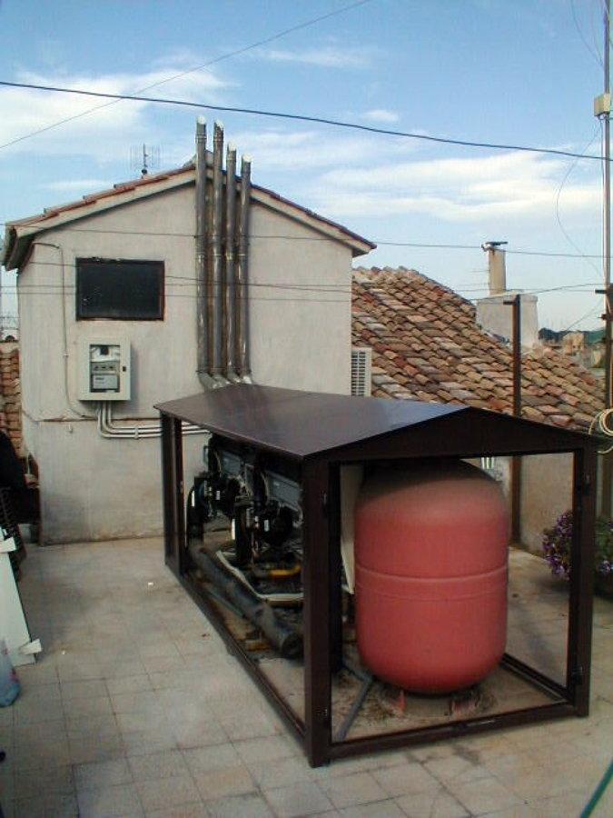 Centrale Termica Risparmio Energetico 1