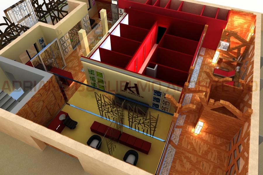 Foto centro estetico e benessere di homehoteldesign for Arredamento centro estetico prezzi