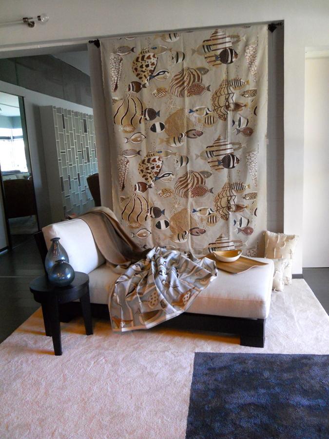 foto chaise longue tessuti pierre frey di 3s in fabbrica