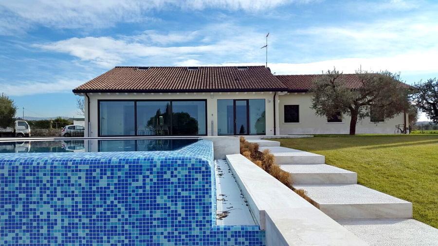 Ristrutturazione villa singola a Bardolino (VR)