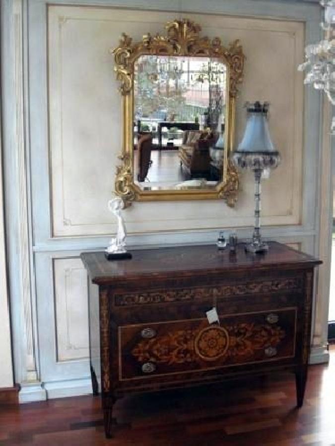 Foto com stile maggiolini di mia mobili intarsiati for Mobili stile francese