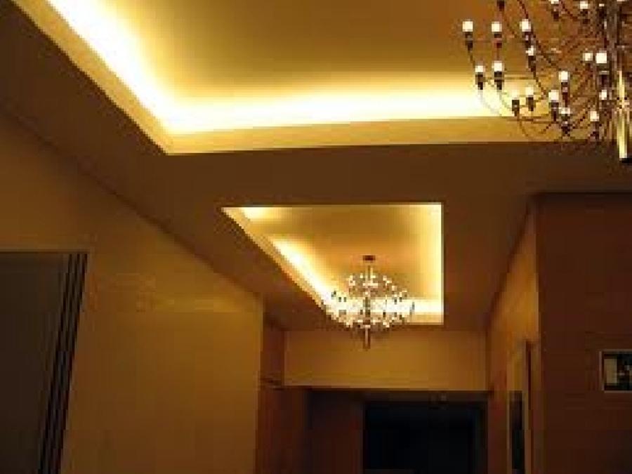 Foto controsoffitti con luce soffusa de gm sistemi 52337 - Idea luce illuminazione ...