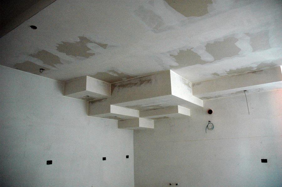 Foto controsoffitto cartongesso di pyramid di paini stefano 59759 habitissimo - Controsoffitto cucina ...