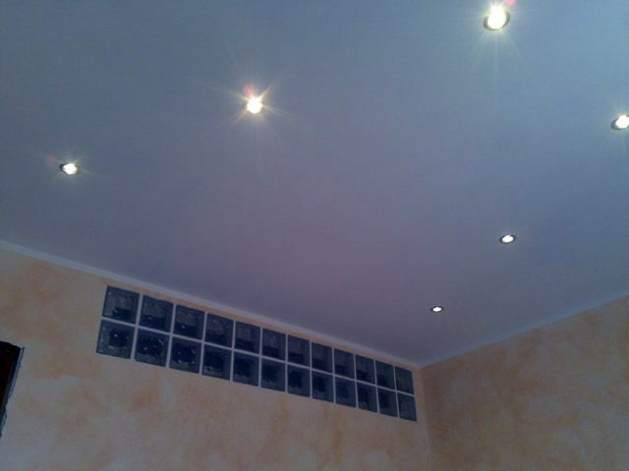 Foto: controsoffitto con vetrocemento di dtr costruzioni #45375 ...