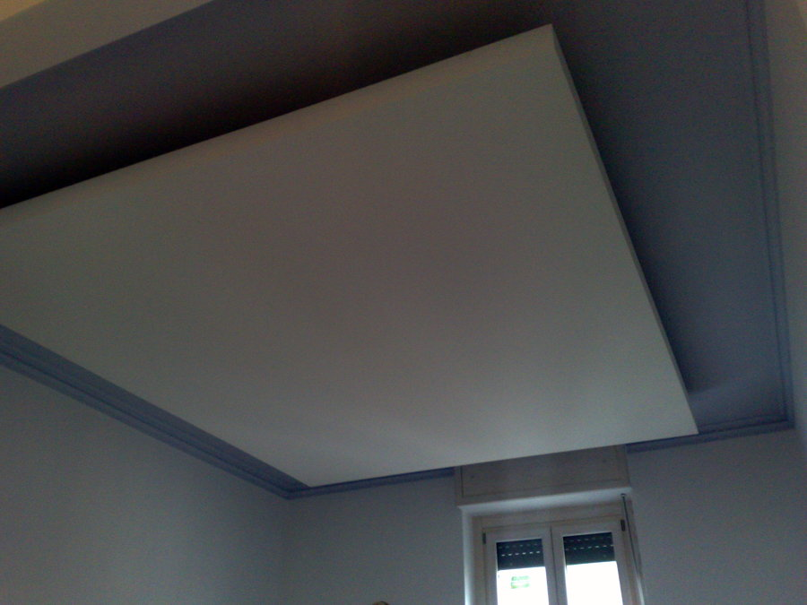 Foto controsoffitto in cartongesso di decor fantasy - Varese controsoffitti ...