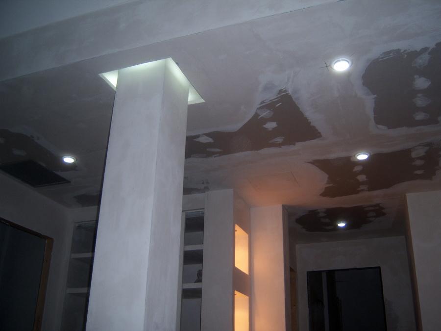 Foto controsoffitto soggiorno di edil cartongessi 93265 for Controsoffitto soggiorno