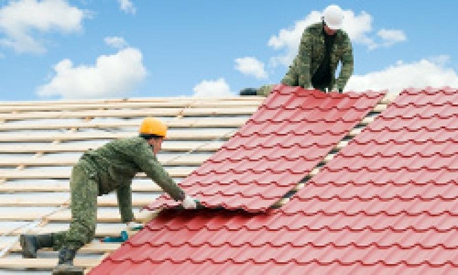Casa moderna roma italy coperture coibentate per tetti for Pannelli finto coppo prezzi