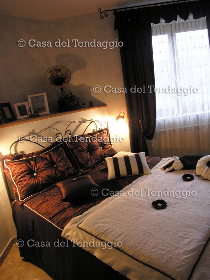 Foto copriletto country di casa del tendaggio di barale sara e c snc 63170 habitissimo - Casa del tendaggio ...