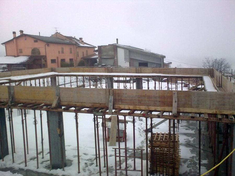 Foto cordolo in cemento armato di impresa edile 98741 - Costruzione piscina in cemento armato ...