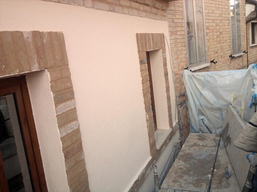 Foto cornici in mattoni di ristrutturazioni cericola fabrizio 51365 habitissimo - Cornici finestre in mattoni ...